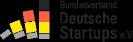 Logo Bundesverband Deutsche Startups e. V.