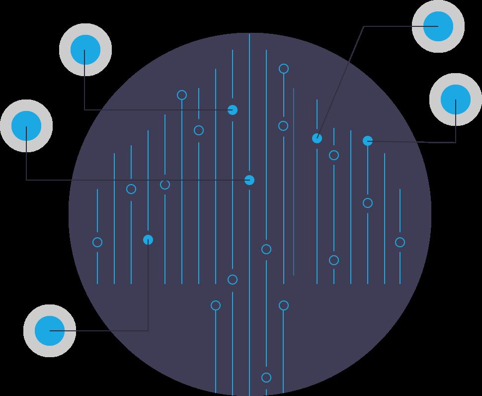Visualisierung von Daten und intelligentem Matching